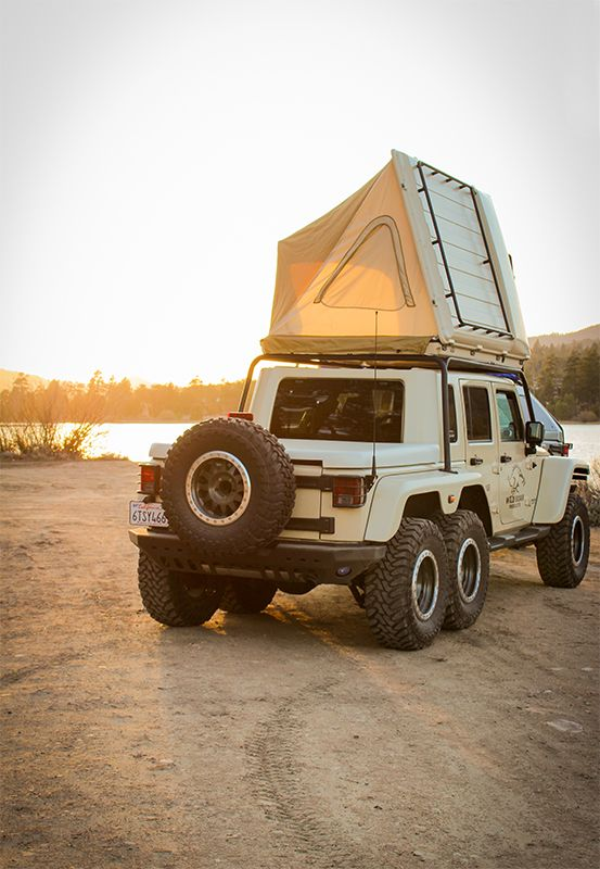 Camper Case Roof Top Tent Or Roof Top Camper