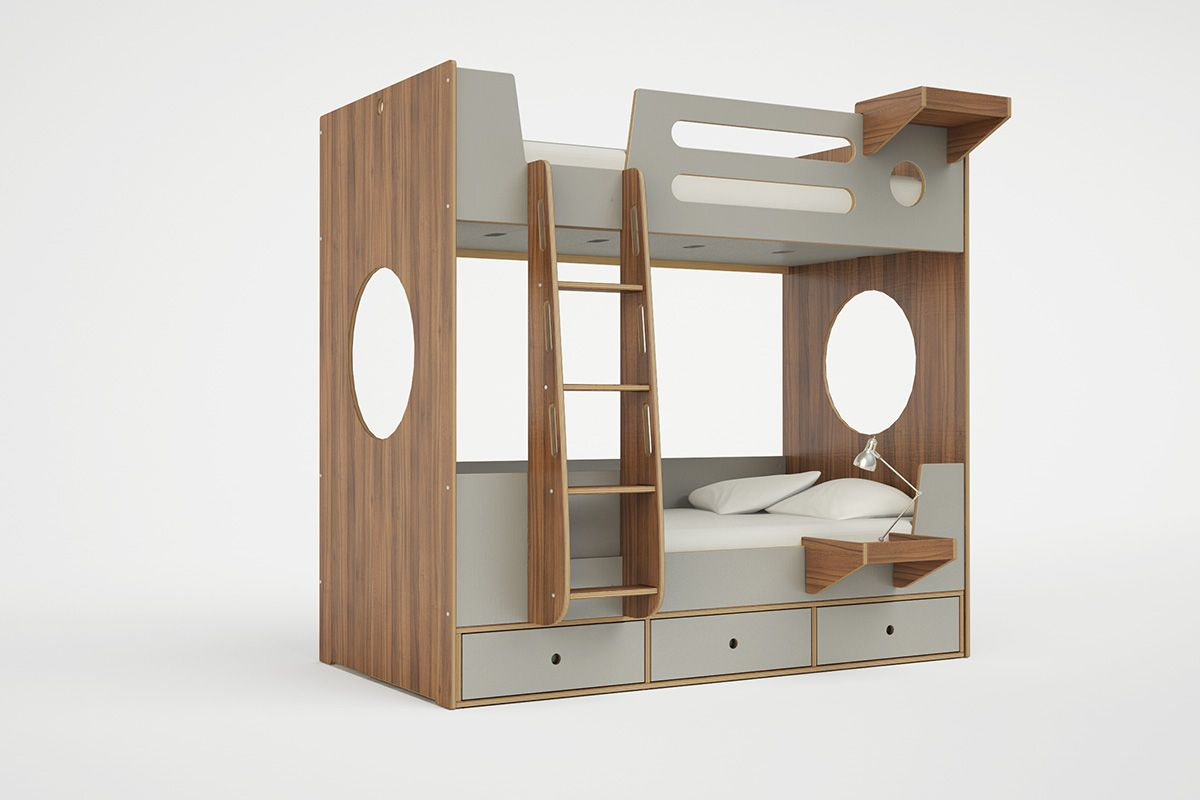 Best Marino Bunk Bed In 2020 Bunk Beds With Stairs Bunk Beds 640 x 480