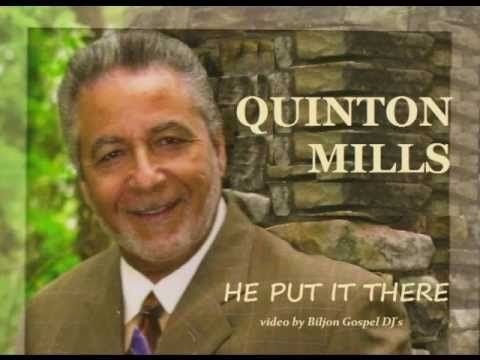 Quinton Mills Ministries  Singing and Preaching the