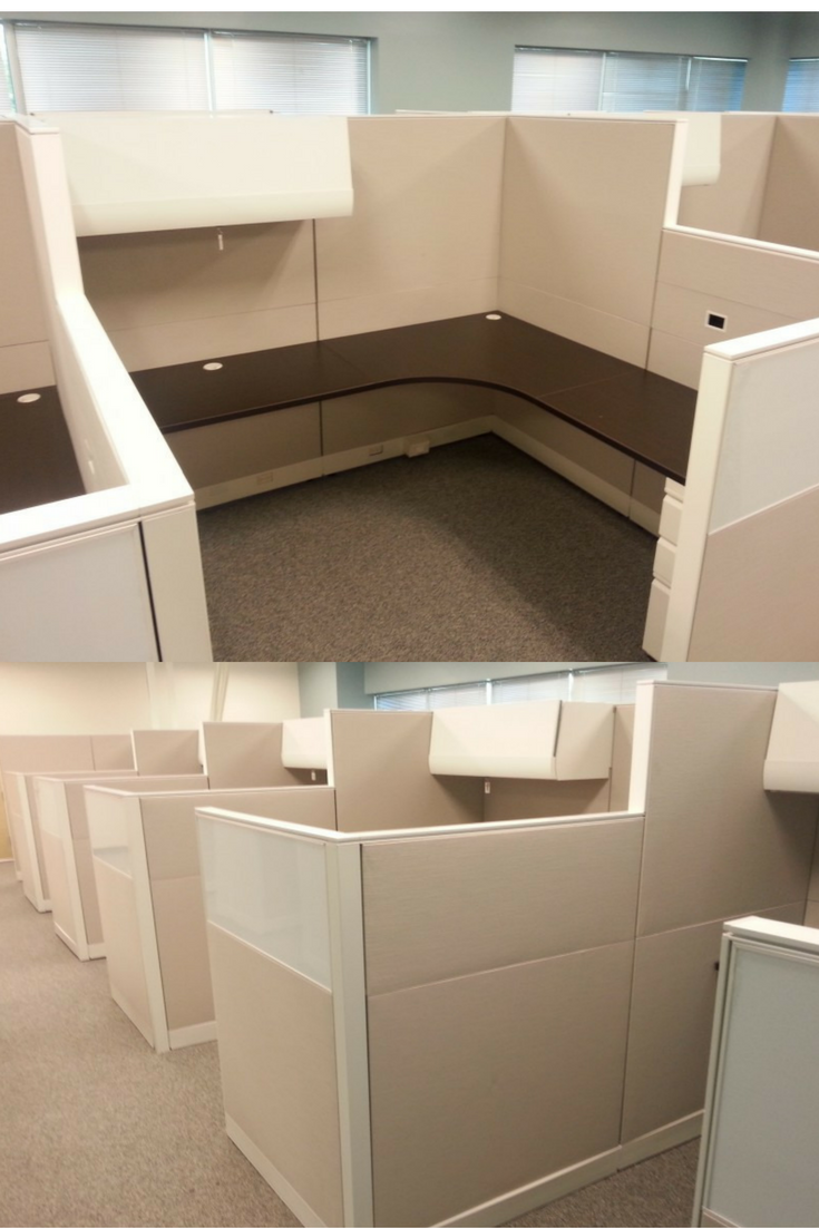 New Refurbished Used Cubicles In Baltimore Maryland