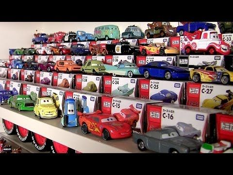 Tomica Cars 2 Complete Collection (Video)