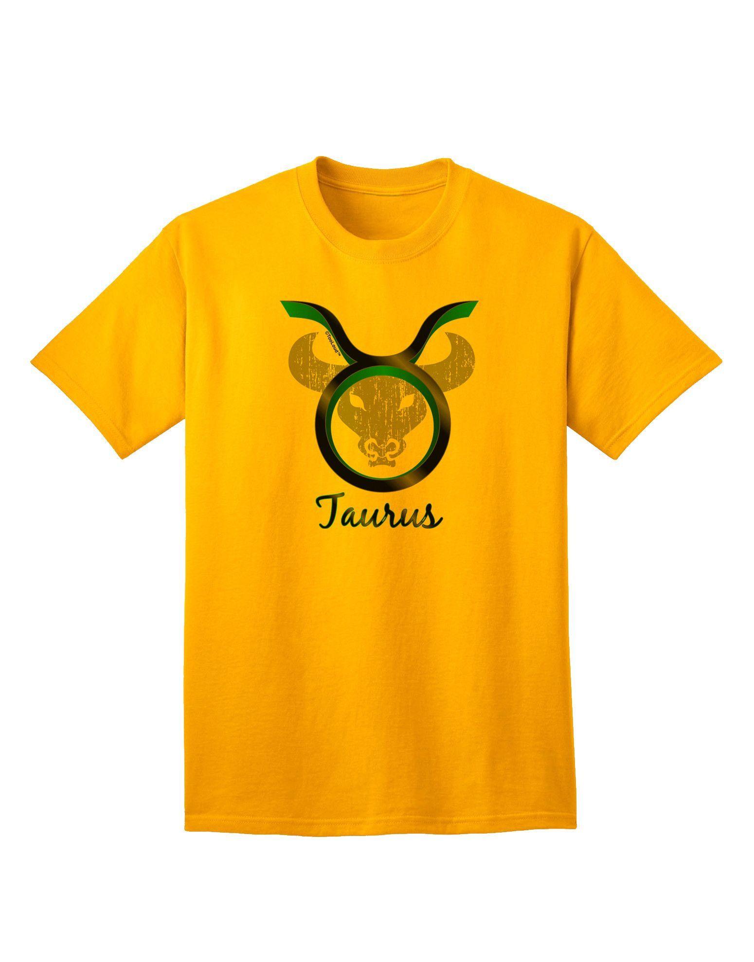 TooLoud Taurus Illustration Infant T-Shirt Dark
