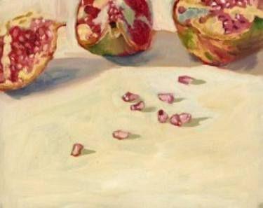 Liza Hirst | Pommegranat