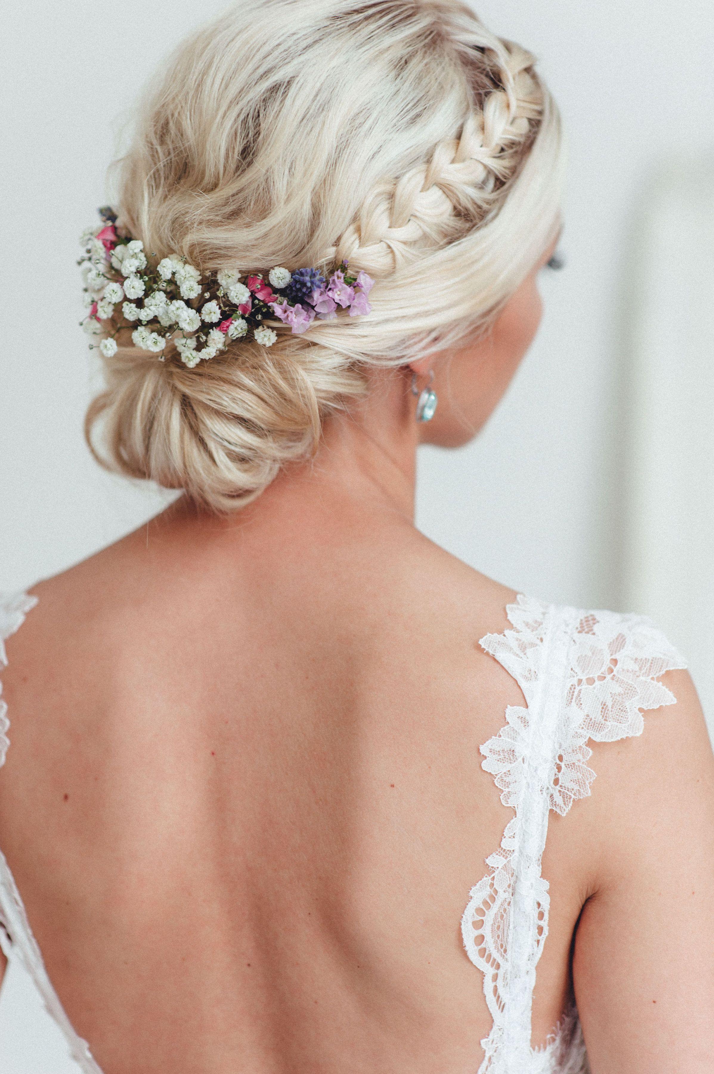 hochzeitsfrisur-Bild von An Ne  Haare hochzeit, Hochzeitsfrisuren