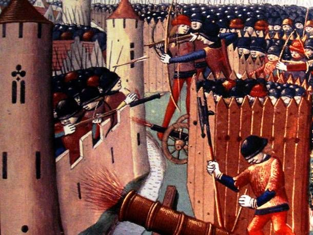 The Siege of Orleans: 1428 – 1429