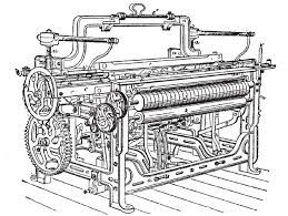 The Power Loom Was Patented In 1785 By Edmund Cartwright This