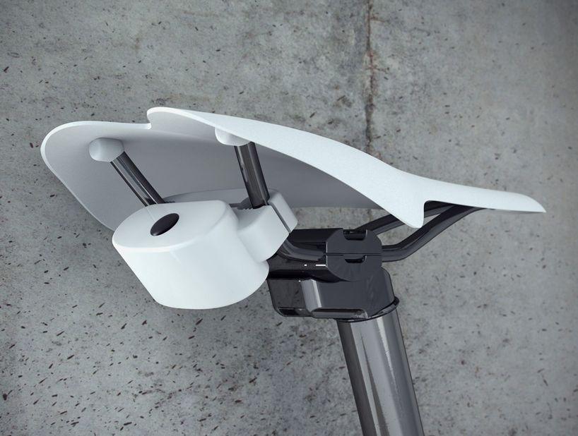 Motion Sensitive Rfid Bike Alarm System By Dennis Siegel Bike