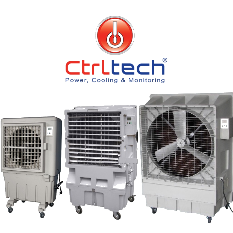 Pin by Control Technologies (CtrlTech) on Air Cooler