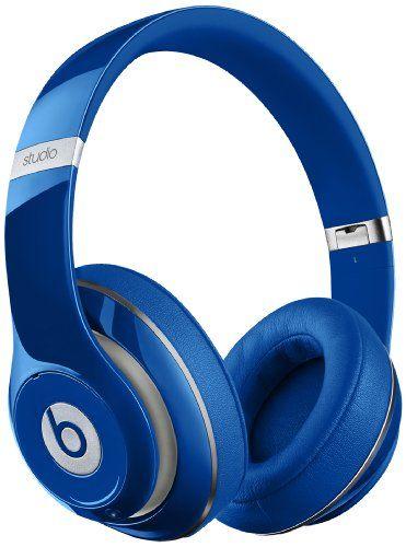29a5ff08ad7 Beats by Dr. Dre Studio Auriculares de Diadema Inalámbricos – Azul ...