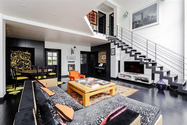 Appartement de prestige de 3 chambres typiquement haussmannien Paris