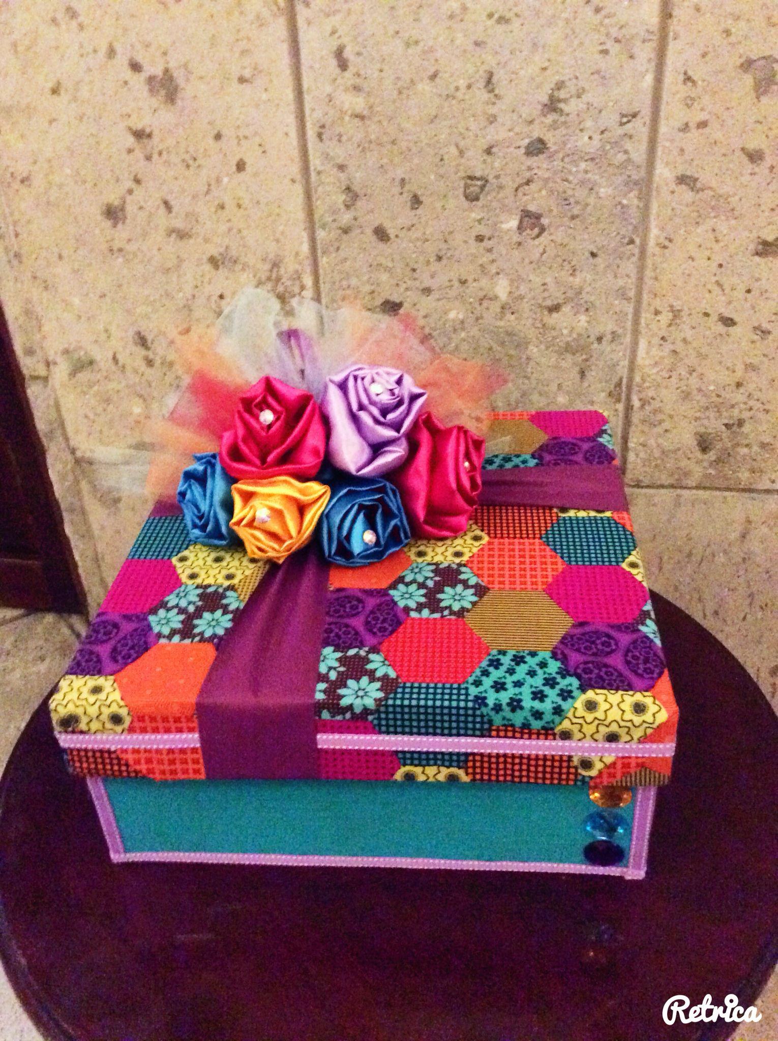 Envoltura de regalo flores para mam arreglos con - Regalo navidad mama ...