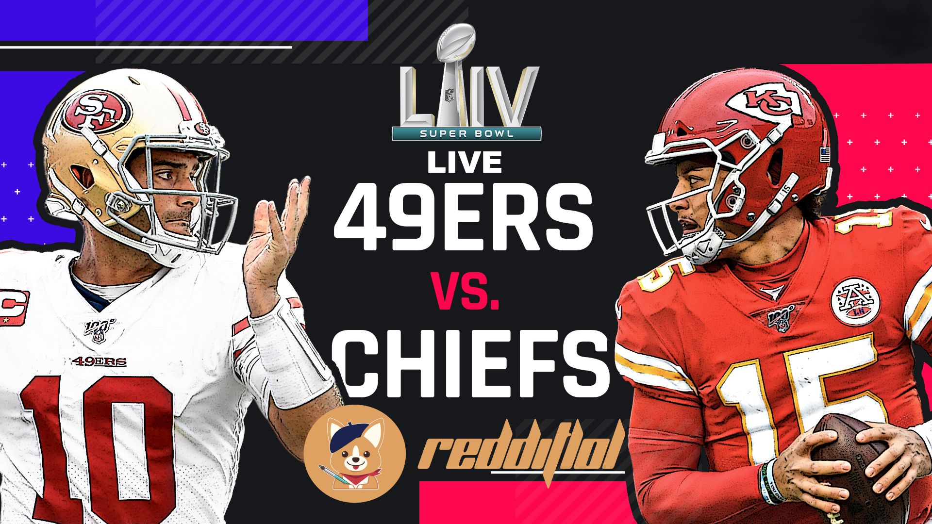 Watch Free NFL100 49ers vs Chiefs Super Bowl NFL Streams