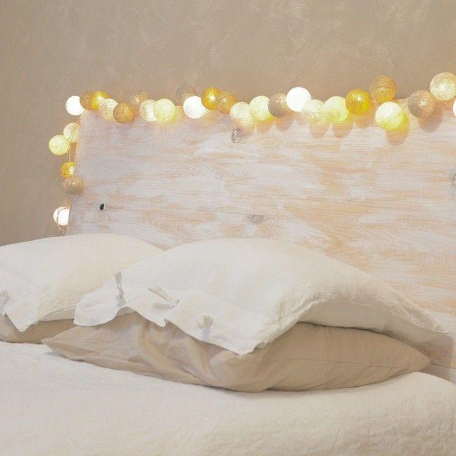 guirlande la case de cousin paul light balls pinterest. Black Bedroom Furniture Sets. Home Design Ideas