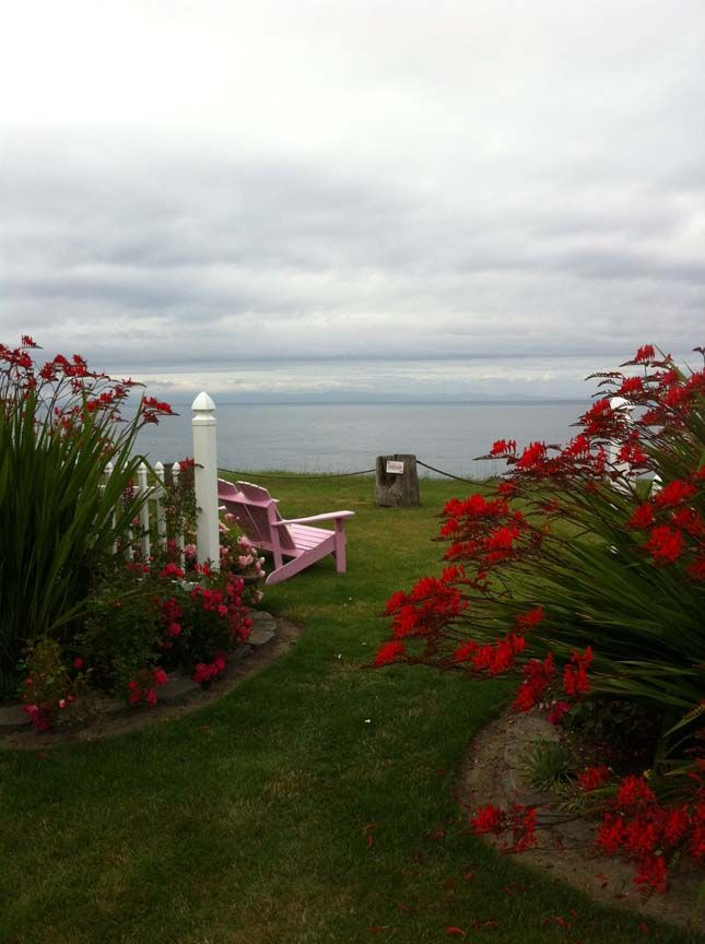 Sea Cliff Gardens Bed And Breakfast Taken By One Of Our Amazing