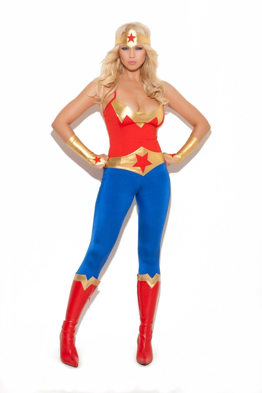 licence ladies super hero wonder woman fancy dress cosplay costume amazing quali