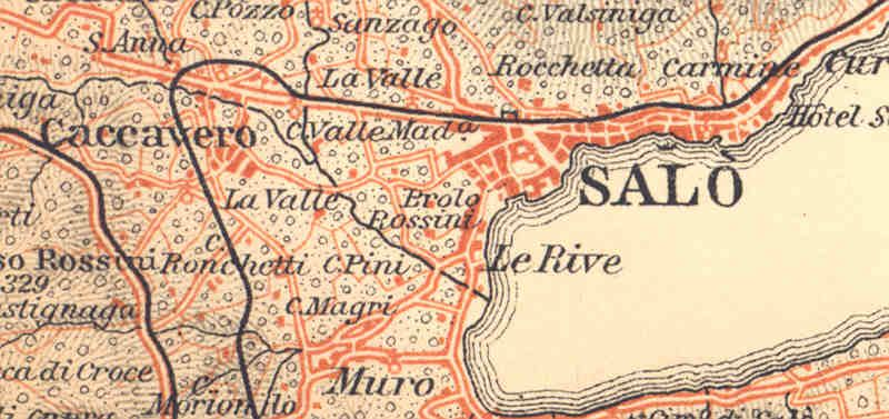 SALO ITALY Google Search Pack yo bags Pinterest Antique