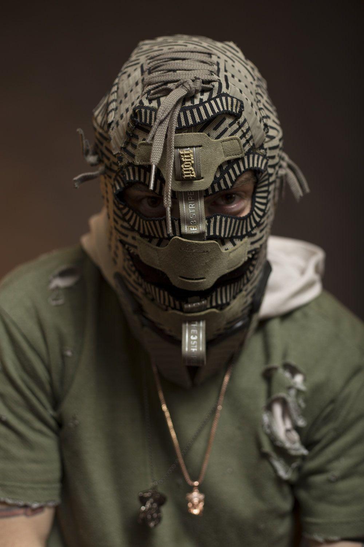 Freehand Profit No 89 Miami Nights 11 Gas Mask Mask Gas