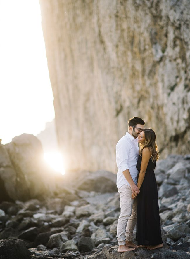 Romantic Engagement Photos in Northern Italy - Inspired By This