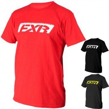 Fxr Revo Mens Short Sleeve T Shirts Shirts T Shirt Print Logo