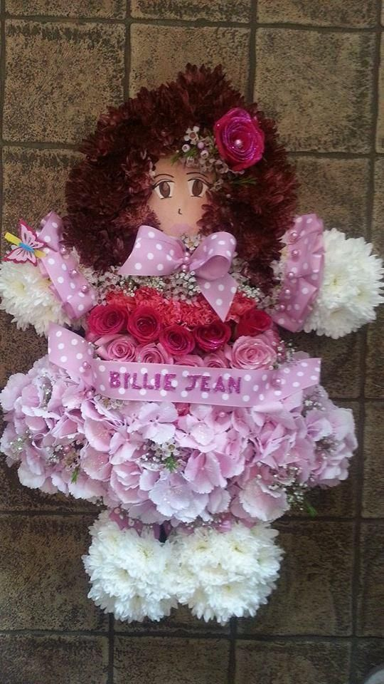 Val spicer designs on white lotus lotus flowers and flowers white lotus flowers florist rag doll using val spicer frame mightylinksfo