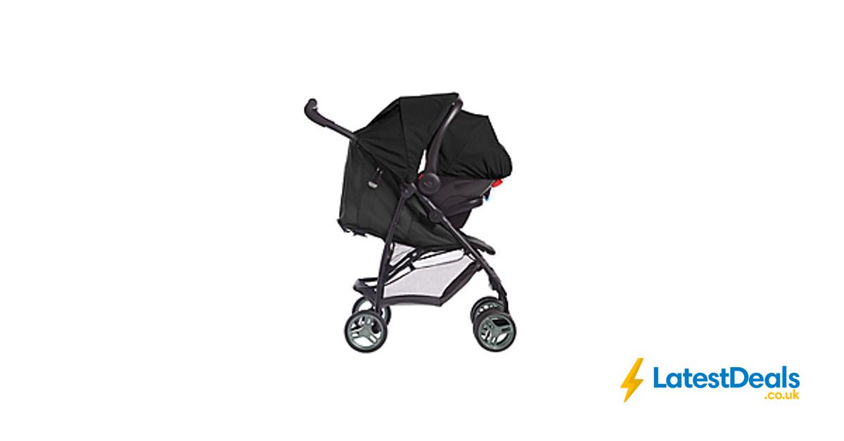 Graco Literider Travel System Pushchair Car Seat Free C C 135 At