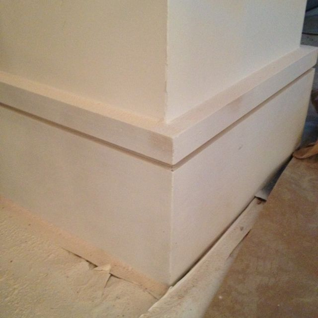 Baseboards styles selecting the perfect trim for your for Exterior 1x4 trim
