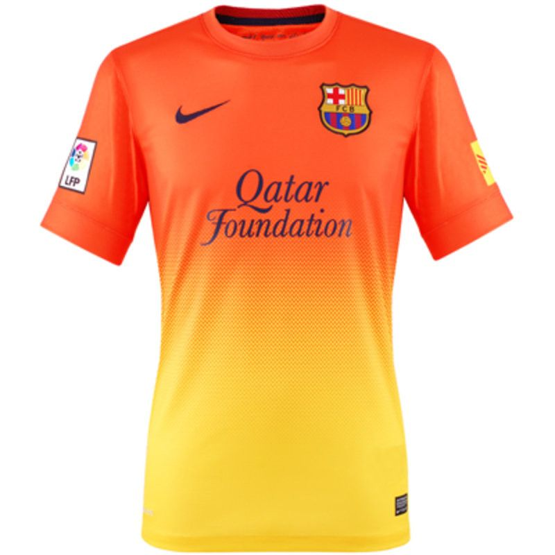 Resultado de imagen para barcelona third kit 2012-2013