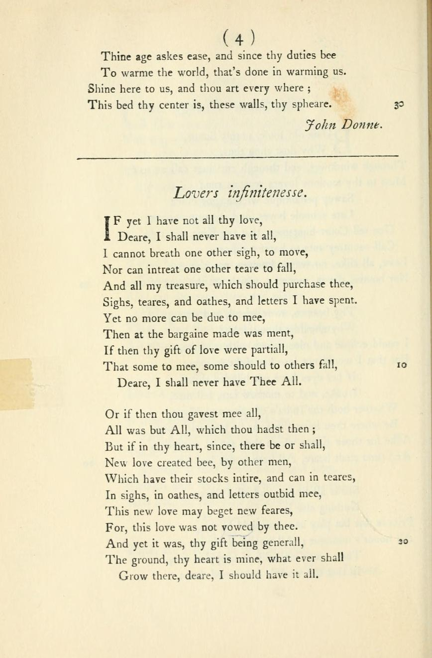 Metaphysical Lyrics And Poems Of The Seventeenth Century Donne To Butler Selected And Edited With An Essay Grierson Herbert John Clifford Sir 1866 1960 Essay Internet Archive Poems