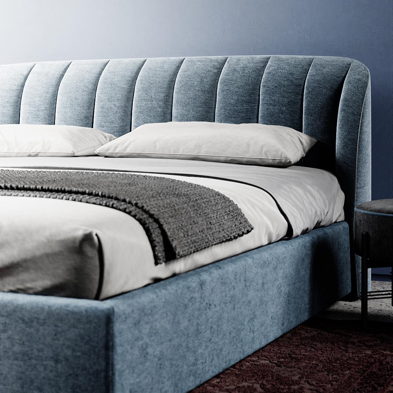 Photo of Кровать TULIP с подъемным механизмом украсит …