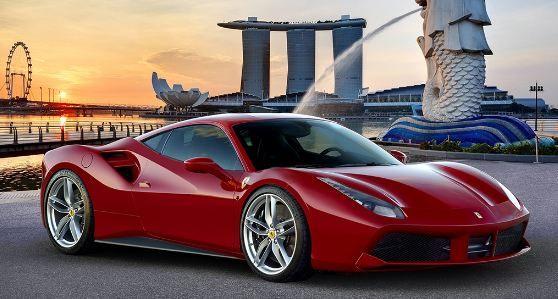 Ferrari 488 GTB, Worldu0027s Most Expensive Sports Cars 2018