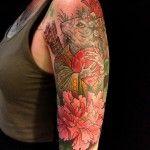 Tattoo by: Greggletron of Scapegoat Tattoo 1223 SE Stark St, Portland, OR 97214 (503) 232-4628