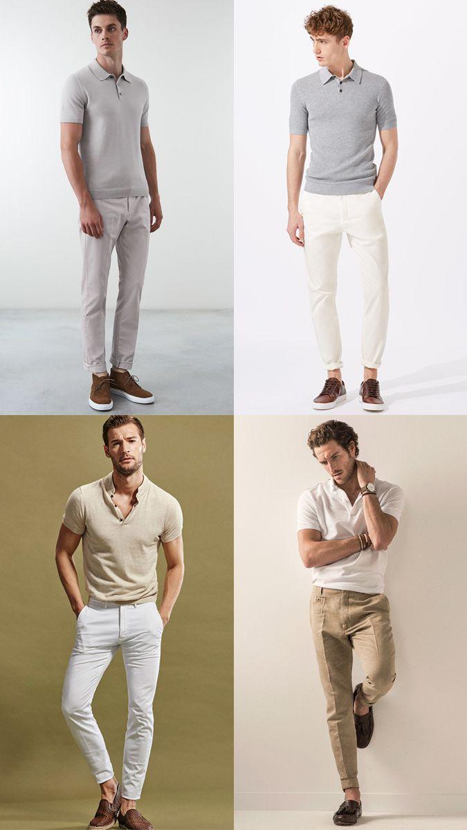 How To Wear A Polo Shirt In 7 Fresh Ways | FashionBeans | Polo ...