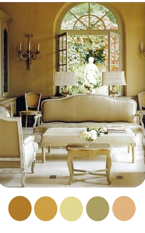 Decorate A Room: Gustavian Style Decorating