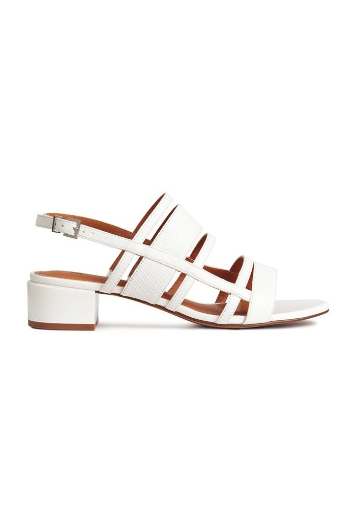c11d0171b0a7a Our Summer 100 Under  100 Shopping Guide via  WhoWhatWear H m Heels