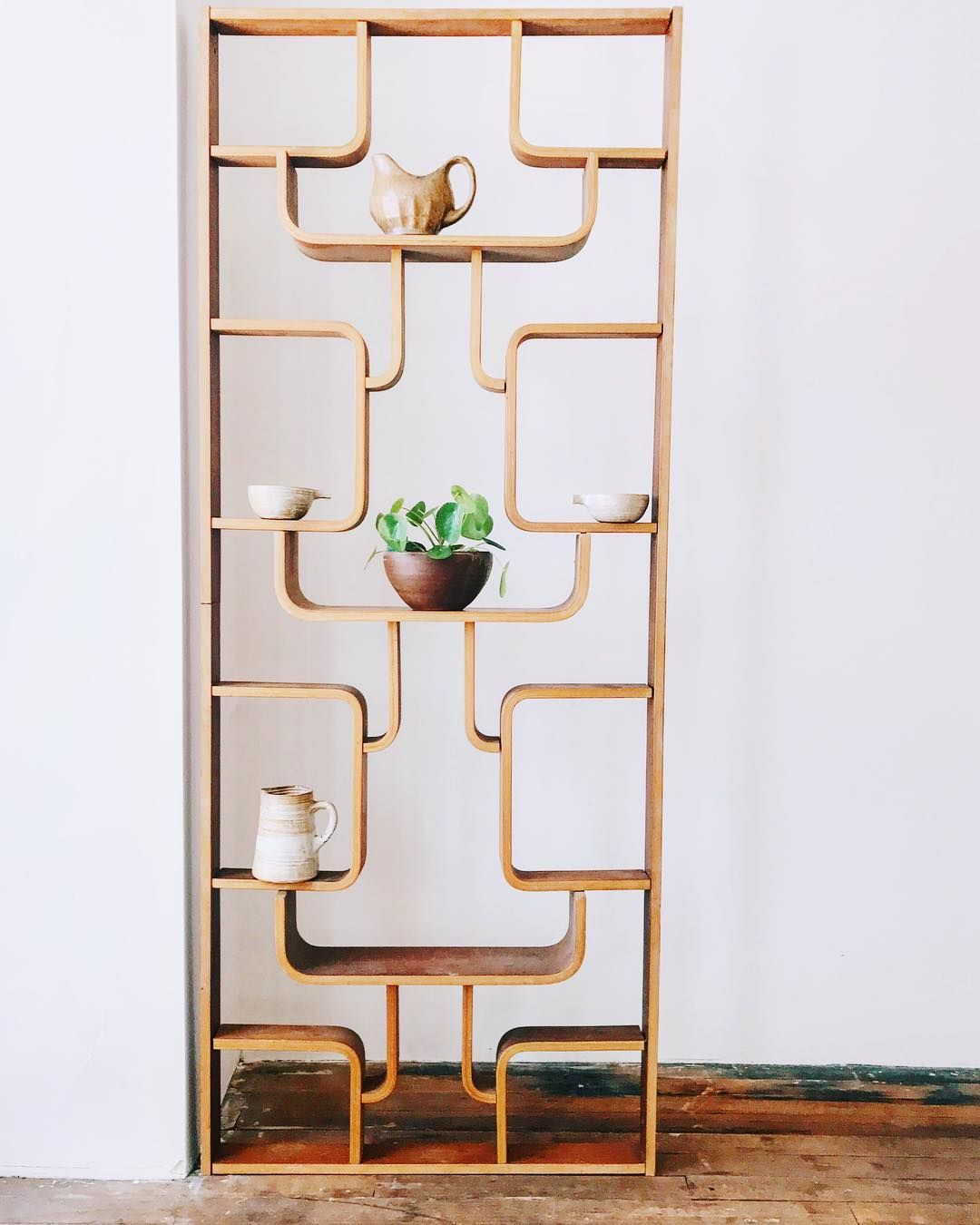 Another peek at the most divine vintage room divider in the shop