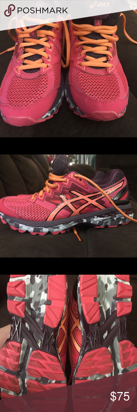 ASICS GT 2000 4 Trail Running Sneakers