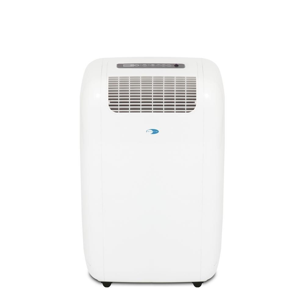Whynter Coolsize 10 000 Btu Compact Portable Air Conditioner With Dehumidifier Dehumidifiers Air Conditioner With Heater Window Air Conditioner