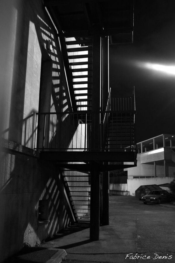 Paris - Stairs - Rue Chrétien de Troyes