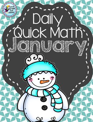 Quick Math! Enter for your chance to win 1 of 3. January Quick Math ...