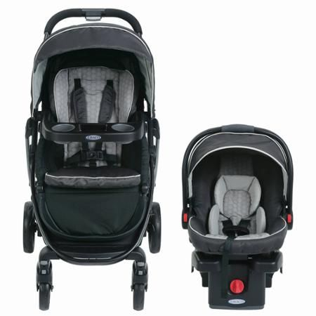 Graco Modes Click Connect Travel System Car Seat Stroller Combo Davis