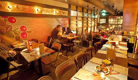 Los Pilones - Mexican Restaurant in Amsterdam