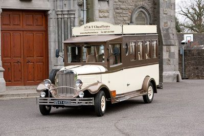 Wedding Car Or Cars Booked Yet Call Michael 087 I Saw This Bus On My Way To Work Yesterday In Ratoath