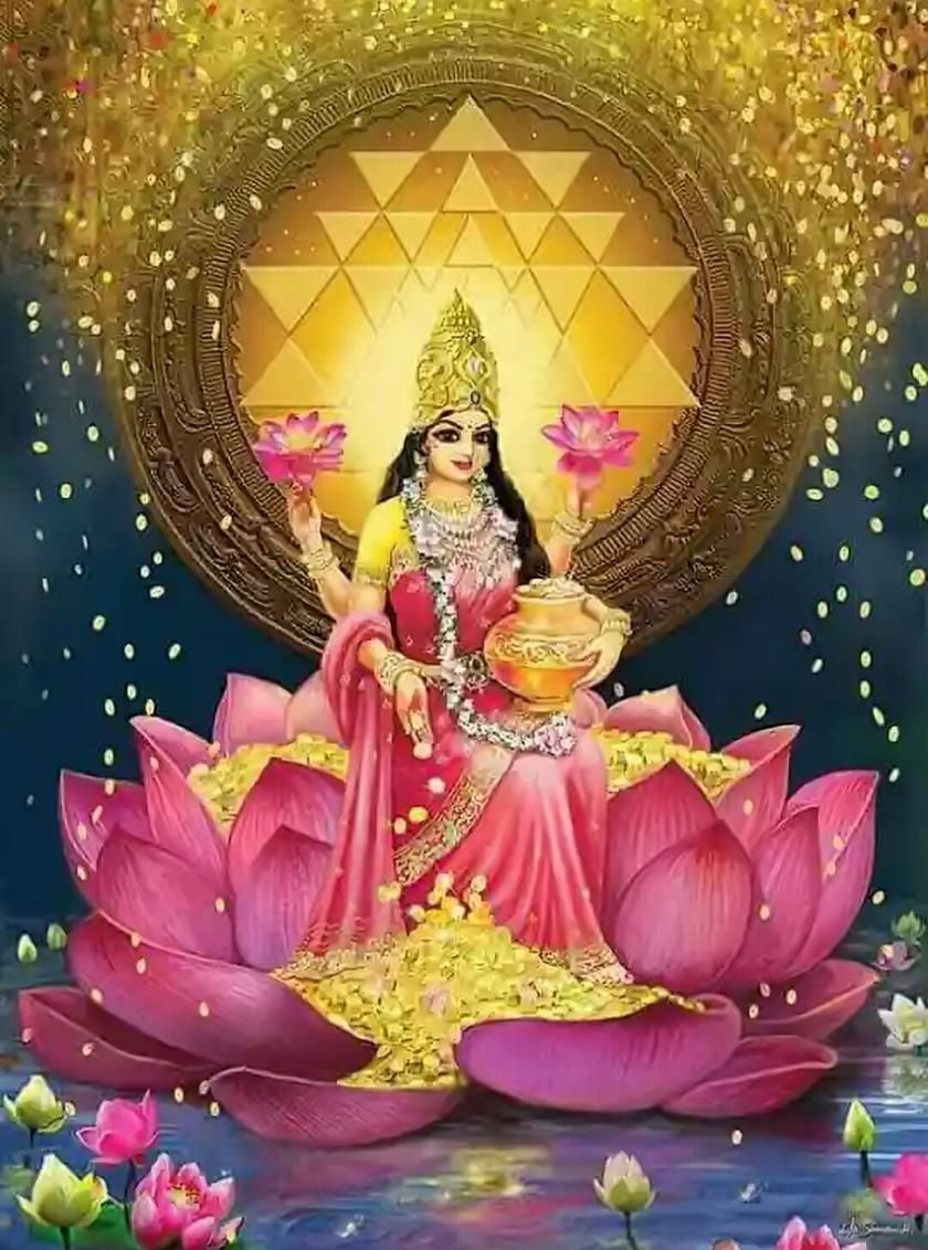 Why Is The Lotus Flower Important To Hinduism