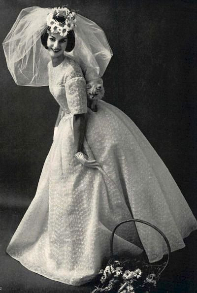 нежное   Tumblr   Винтажные свадебные платья, Винтаж ...