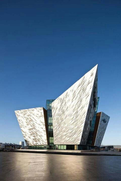 TITANIC memorial in Belfast. Located near the Europa and Stormont Hotels. www.hastingshotels.com