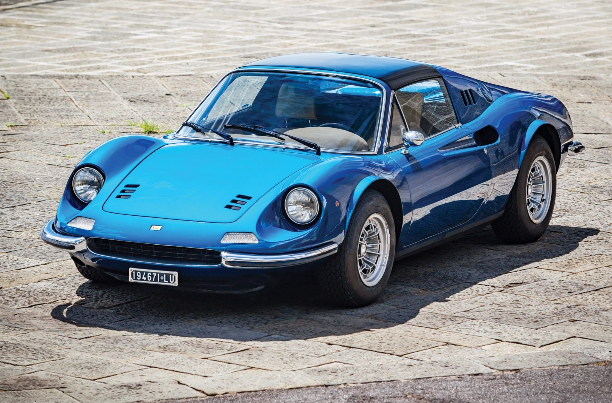 1973 Ferrari Dino 246 Gts With Images Expensive Sports Cars