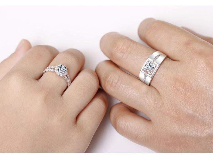 JRG003578 COUPLE RING Younger Mart