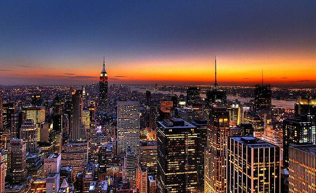 New York City Skyline Wallpaper Hd
