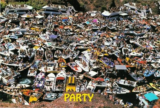 Lake Havasu Sandbar Party 27 2003 187 Archive Through