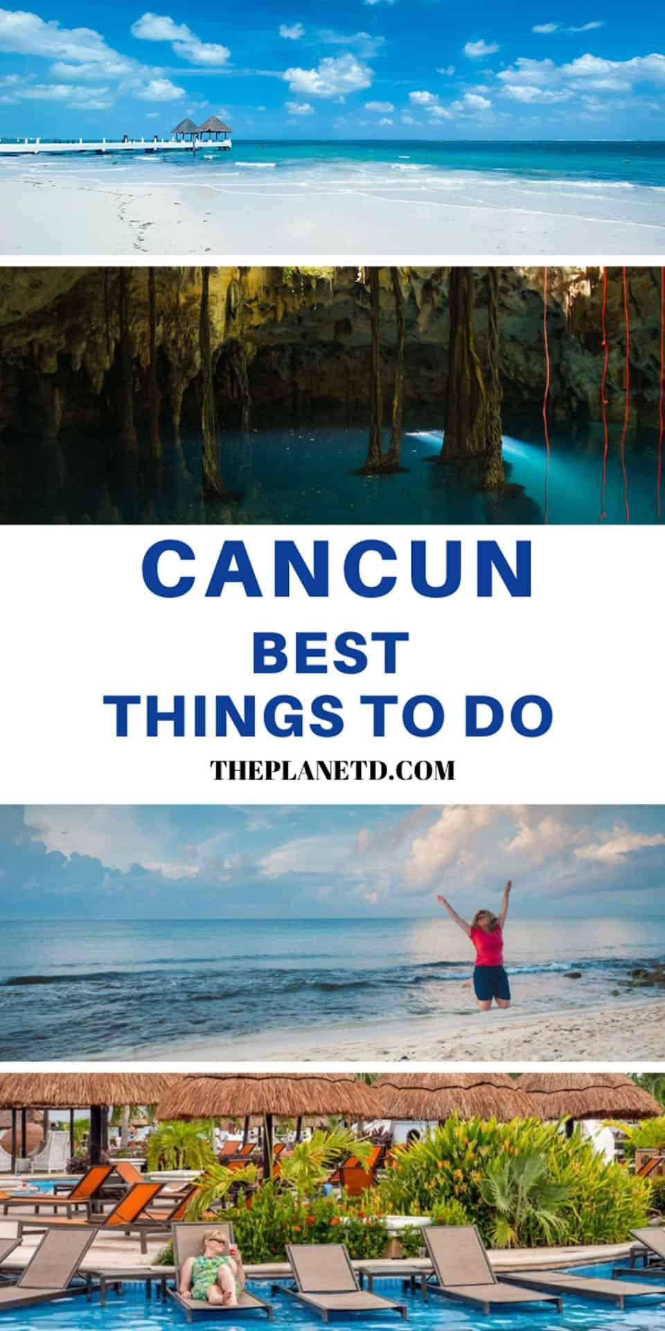 The Best Things To Do In Cancun Mexico In 2021 Mexico Travel Visit Cancun Mexico